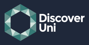 Discover Uni logo and link to website